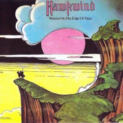 Hawkwind - Warrior on the Edge of Time (2013) DTS 5.1