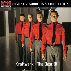 Kraftwerk - The Best Of (2008) DTS 5.1 Upmix