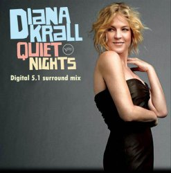 Diana Krall - Quiet Nights (2009) DTS 5.1 Upmix