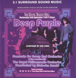 Deep Purple - Concerto for Group and Orchestra (2003) DVD-Audio