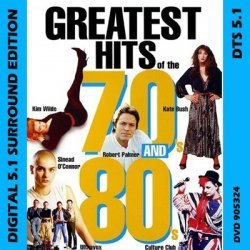 VA - Greatest Hits Of The 70's & 80's (2002) DTS 5.1