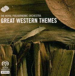 Royal Philharmonic Orchestra - Carl Davis - Great Western Themes (2005) SACD-R
