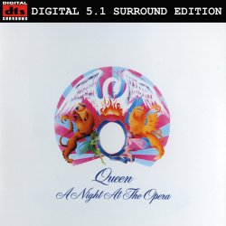 Queen - A Night At The Opera (2002) DTS 5.1