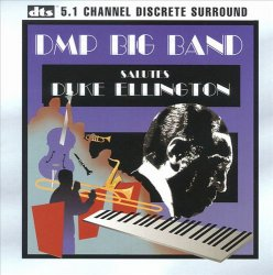 DMP Big Band - Salutes Duke Ellington (1997) DTS 5.1