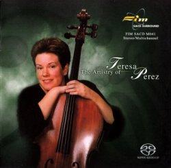 Teresa Perez - The Artistry of Teresa Perez (2001) SACD-R