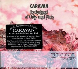 Caravan - In The Land Of Grey And Pink (2011) Audio-DVD