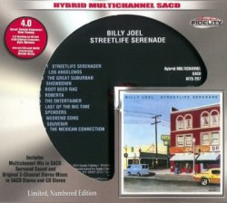 Billy Joel - Streetlife Serenade (2015) SACD-R