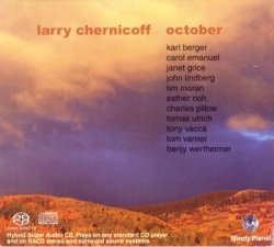 Larry Chernicoff - October (2003) SACD-R