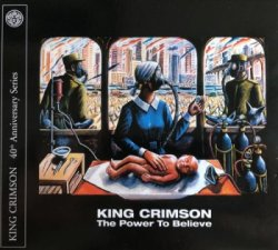 King Crimson - The Power To Believe (2019) DVD-Audio