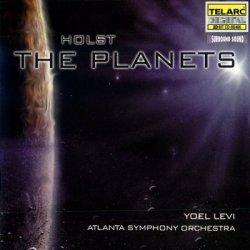 Yoel Levi, Atlanta Symphony Orchestra - Gustav Holst: The Planets (1998) DTS 5.1