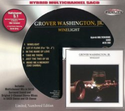 Grover Washington, Jr. - Winelight (2015) SACD-R